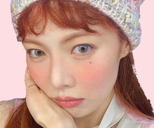 aesthetic, kpop idol, and pfp image