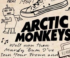 indie and artic monkeys image