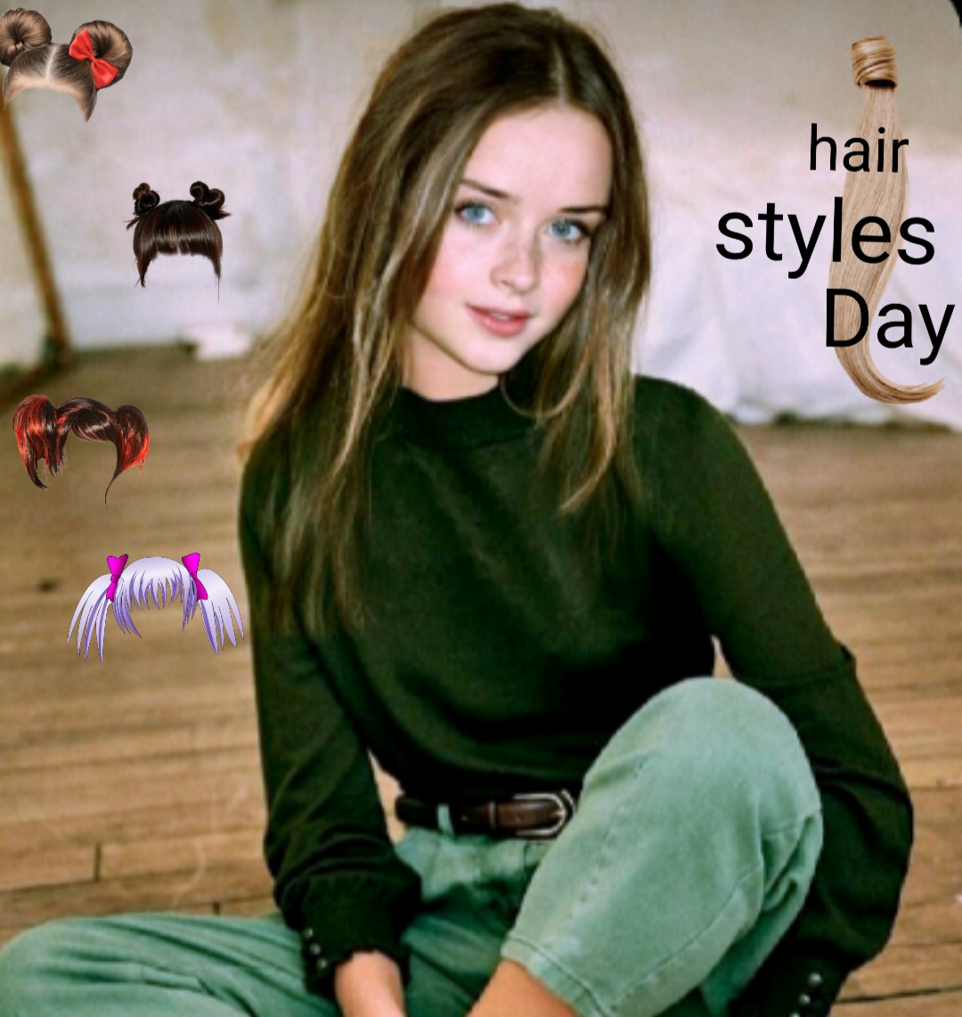 hair styles day and article image