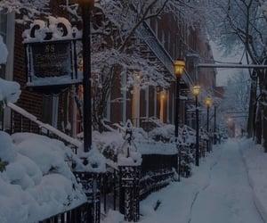 christmas, cities, and city image