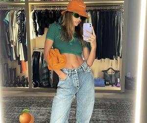 hailey baldwin, fashion, and style image