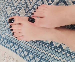 beautiful, beauty, and feet image