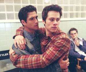 tyler posey, dylan obrien, and obrosey image