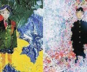 anime, slice of life, and colorful image