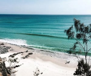 beach, ocean view, and summer beach image