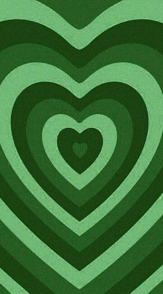 aesthetic, green, and heart image