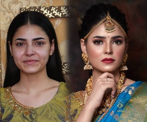 makeup artist and makeup artist in chennai image
