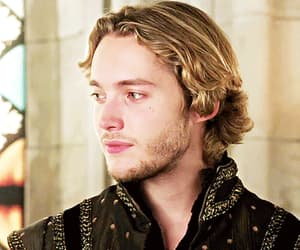 gif, reign, and toby regbo image