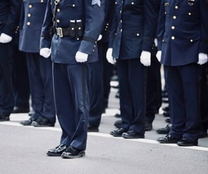 firefighters, military, and police image