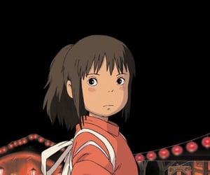 chihiro, ghibli, and spirited away image