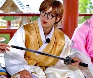 run, hd photo, and kim seok jin image