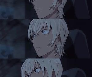anime, zero, and black organization image