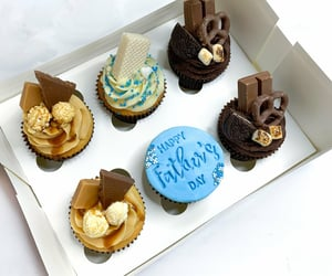 cakes, cupcakes, and sweet treats image