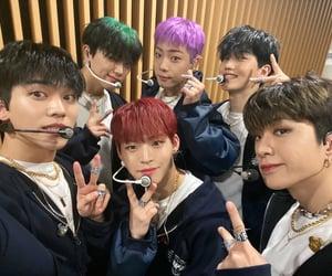 k-pop, wyatt, and boy group image