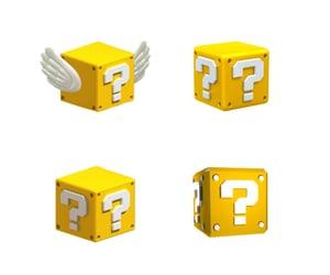 block, Coin box, and edit image