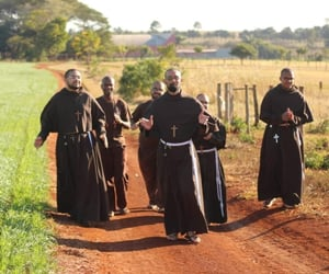 brazil, franciscans, and mönche image
