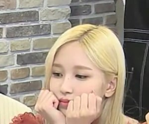 blonde, kpop, and members image