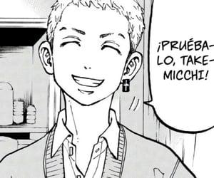 manga, tokyo revengers, and mitsuya image