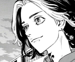 manga, tokyo revengers, and kazutora image