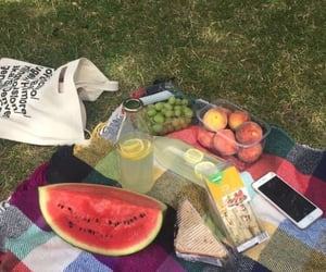 garden party, picnic, and picnic aesthetic image