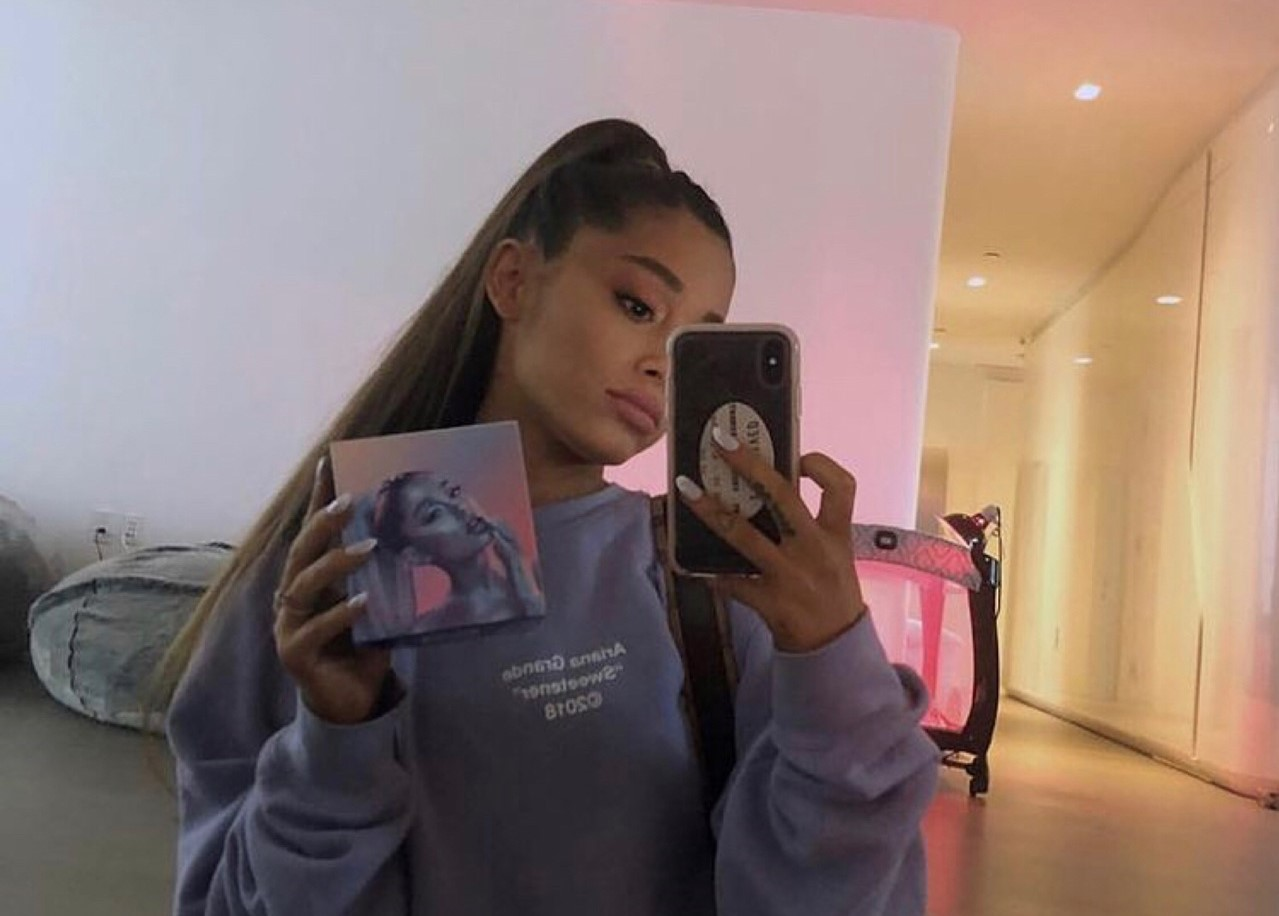 article, arianator, and fan image