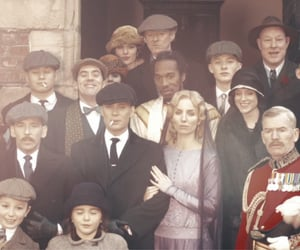 wedding, peaky blinders, and tommy shelby image