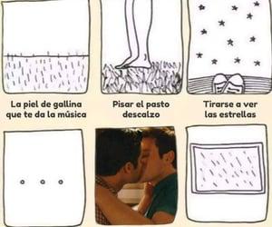 beso, estrellas, and precioso image