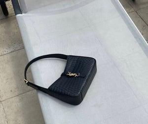 bag, YSL, and shoulder bag image