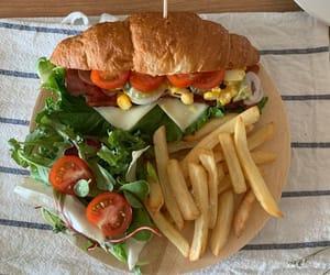 food, sandwich, and foodpics image