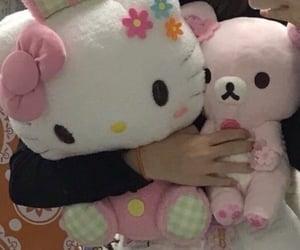 plushie, stuffed animal, and sanriocore image