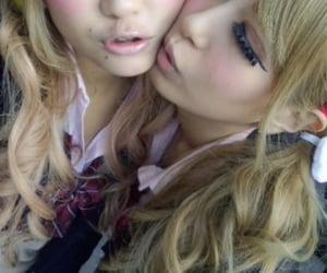 girl, gyaru, and cute image