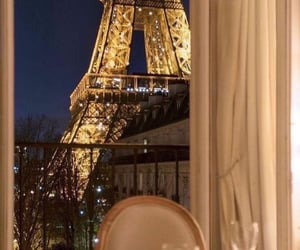 paris, light, and aesthetic image