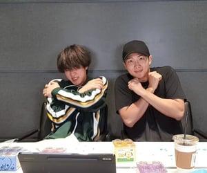 live, namjoon, and namjin image