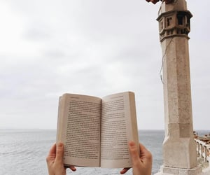 aesthetic and book image