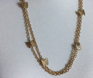 etsy, long necklace, and spring image