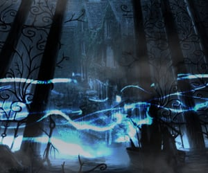 muerte, magia, and misterio image