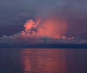 beauty, harmony, and ocean image