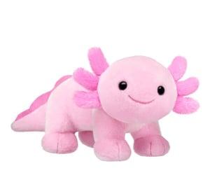axolotl, kawaii, and pastel image