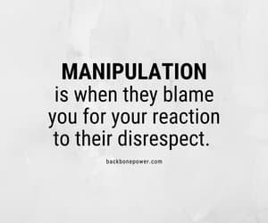 manipulation, manipulator, and toxic people image