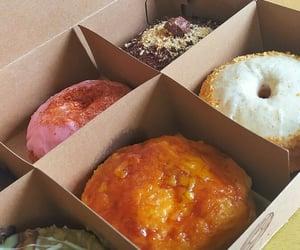 dessert, indonesia, and doughnut image