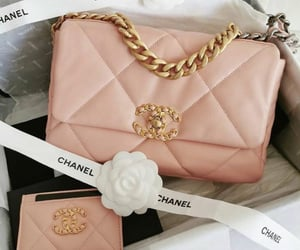 bags, chanel, and luxury image