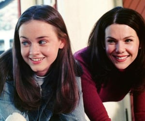 gilmore girls, tv series, and tv show image