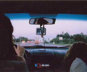 indie, car, and hipster image