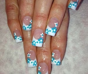 beauty, luxury, and manicure image