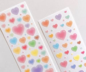 archive, colorful, and heart image