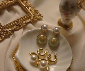 fashion, jewelry, and aesthetic image