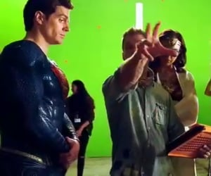DC, justice league, and Henry Cavill image