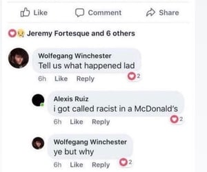 meme, mcdo, and racism image