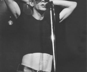 70s, lou reed, and glam rock image