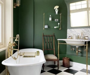 aesthetic, bathroom, and chanel image